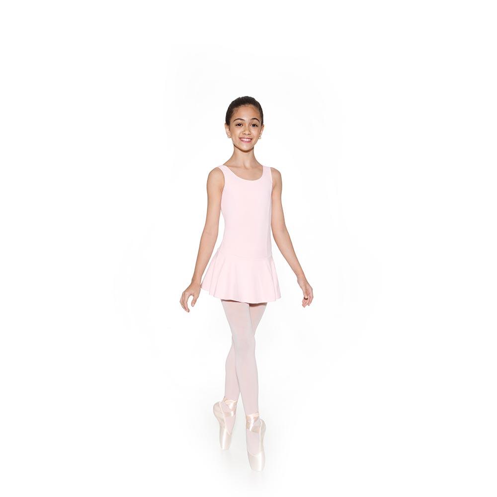 Collant infantil com saia -SD1251