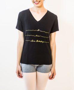 T-Shirt gola V I love Ana Botafogo