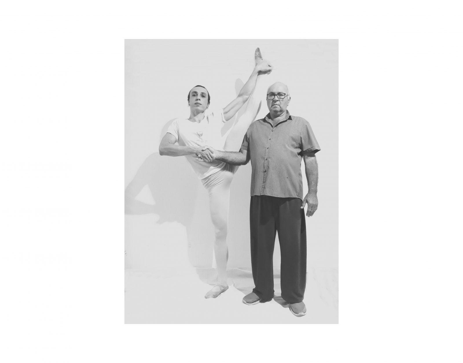 uma imagem sobre dancarino de ballet