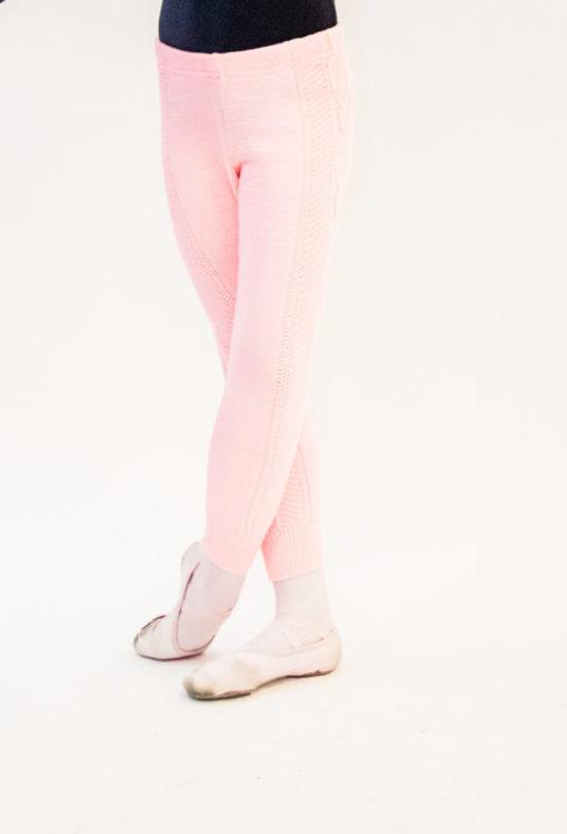 Calça Legging Infantil Tricot