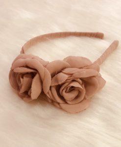 Tiara rosa