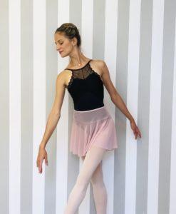 Saia ballet Cupido Tule