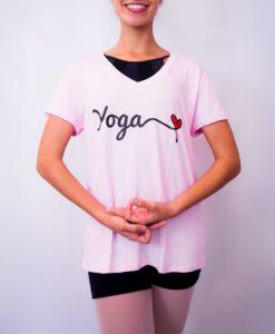 T-shirt Yoga Lover
