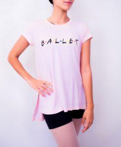 Blusa feminina Ballet Friends