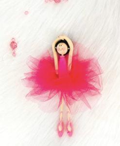 Boneca Bailarina Biscuit