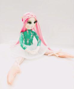 Boneca Bailarina Laurinha