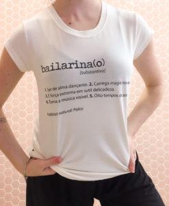 Blusa mullet Bailarina(o)