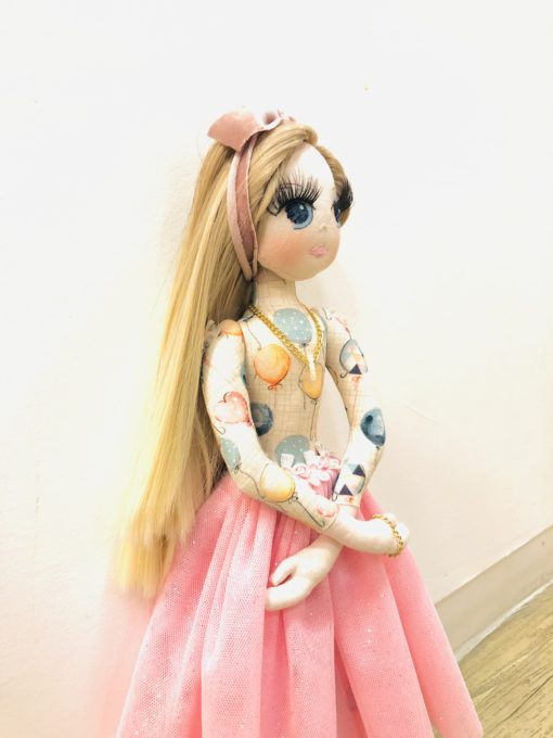 Boneca Bailarina Alice