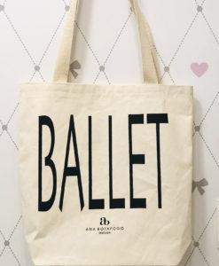 Ecobag BALLET