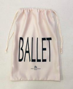 Porta Sapatilhas Ballet